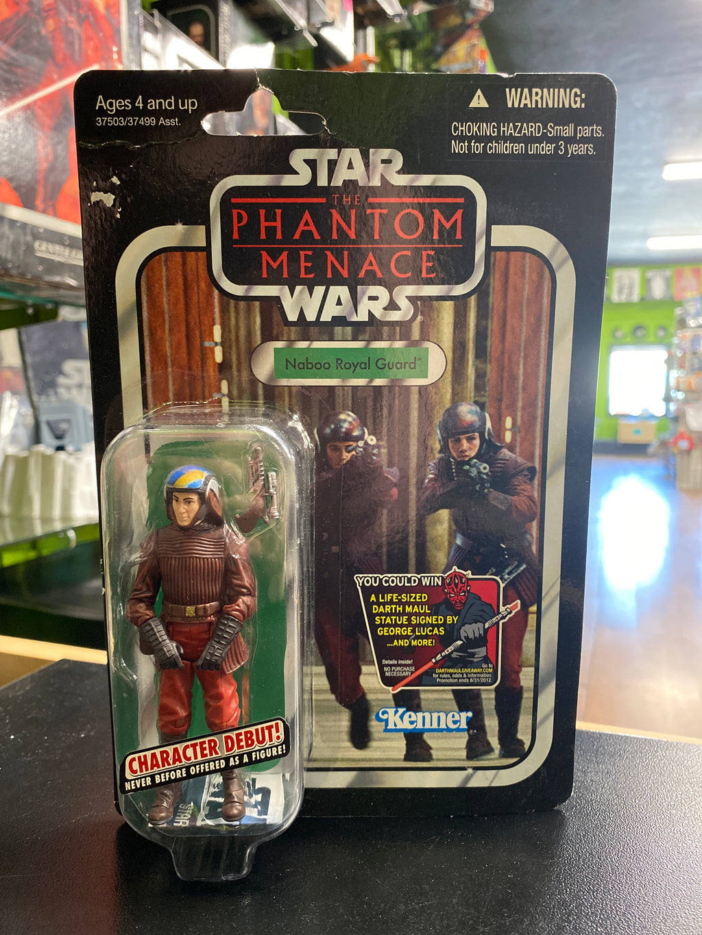 Hasbro Kenner 2012 Star Wars the Vintage Collection Naboo Royal Guard