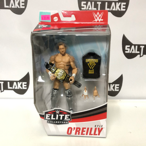 Mattel WWE Elite Collection Series 80 Kyle O'Reilly
