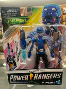 Power Rangers Beast Morphers Blue Ranger