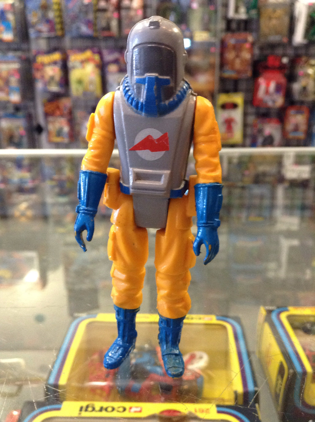 Action Force Space Force Patroller