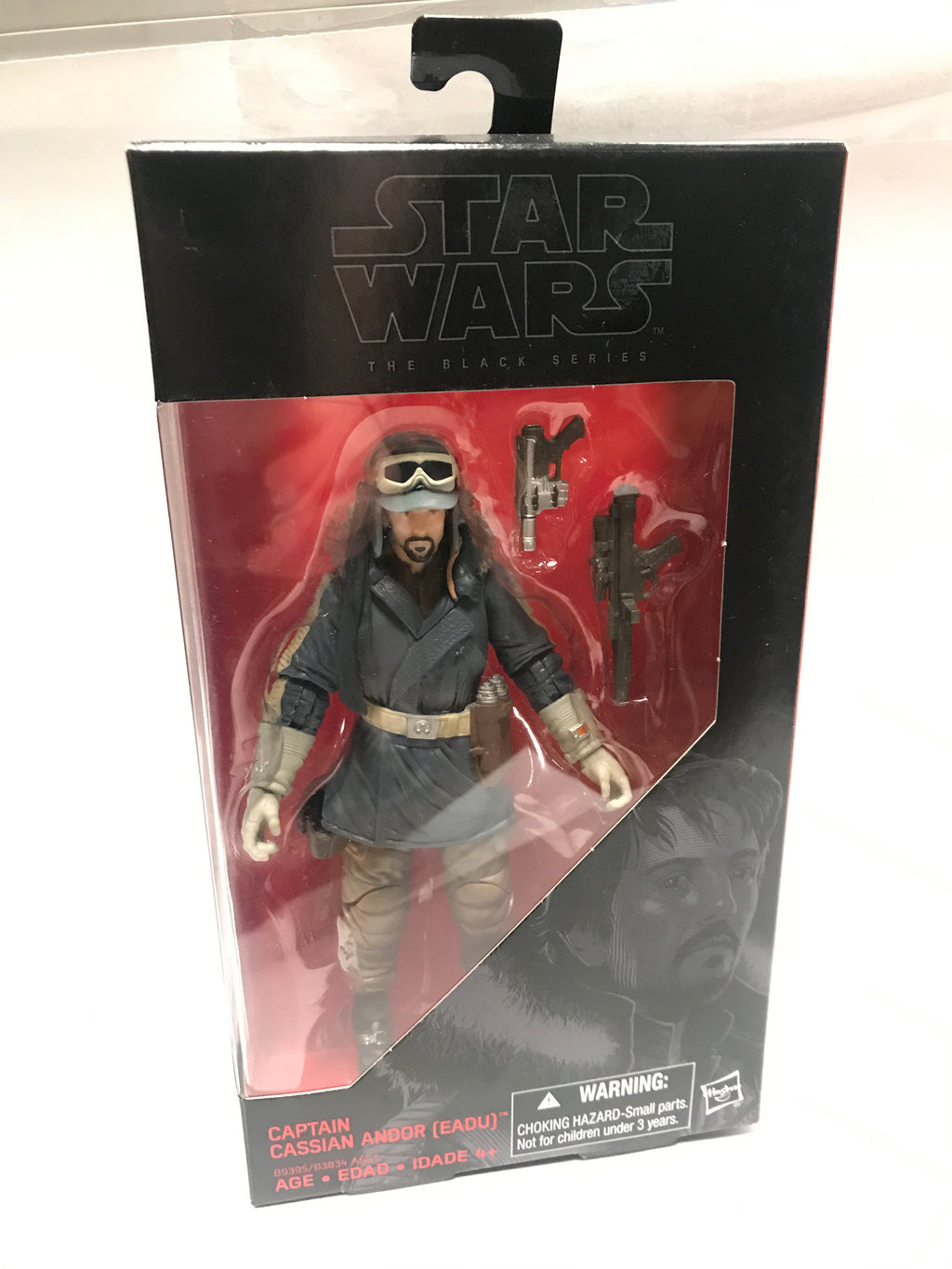 Star Wars Black Series Captain Cassian Andor (Eadu)