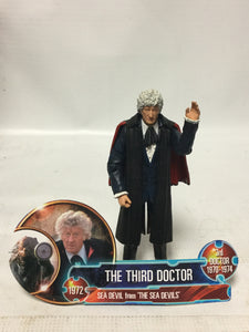 Doctor Who Third Doctor