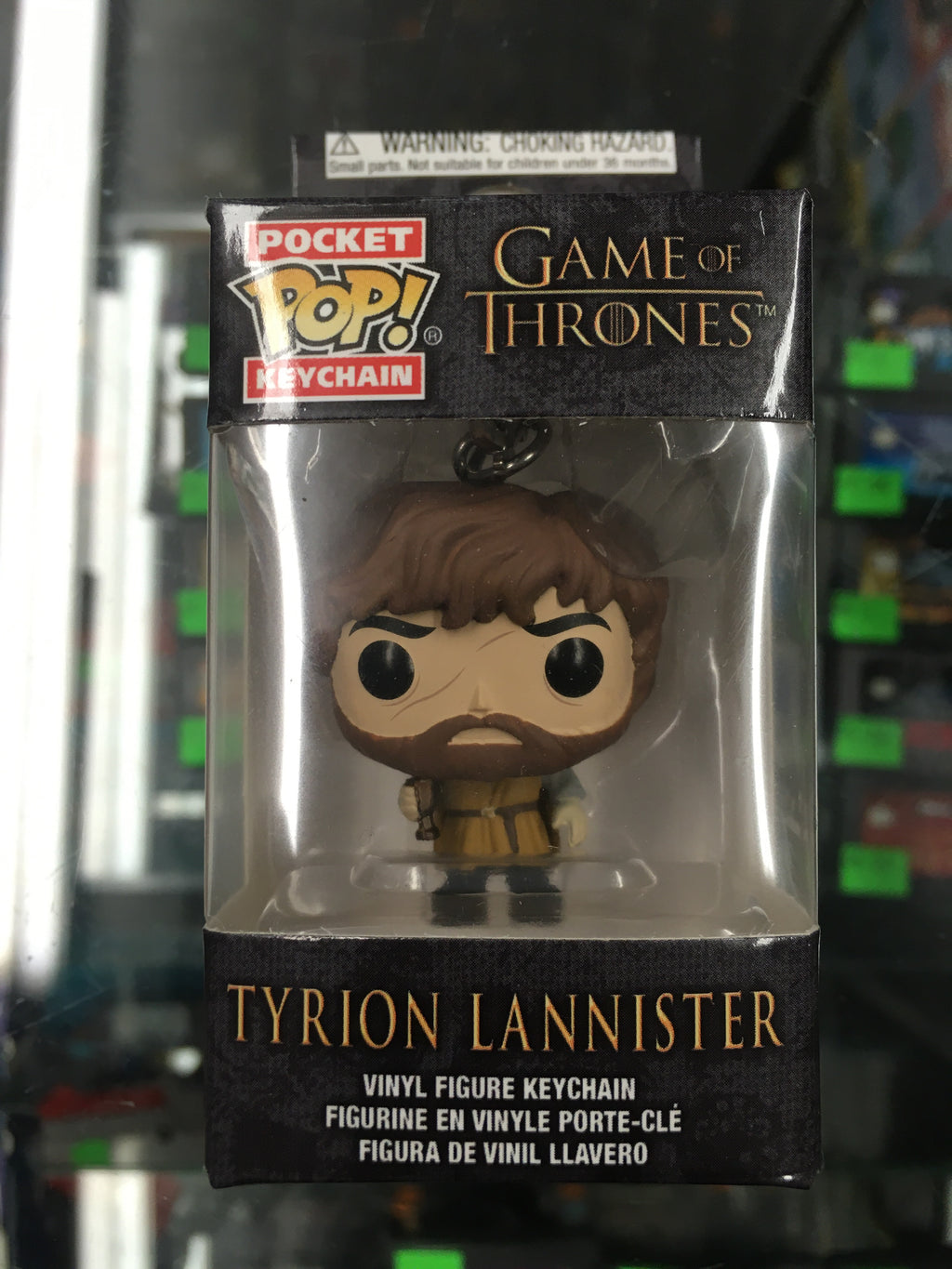 Pocket POP! Keychain- Game of Thrones Tyrion Lannister
