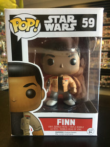 Funko Pop! Star Wars Finn #59