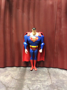 Mattel DC Universe Justice League Unlimited Superman