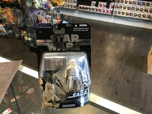 Hasbro Star Wars Saga Collection Snowtrooper