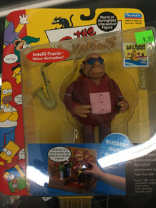 Playmates The Simpsons Series 6 Bleeding Gums Murphy
