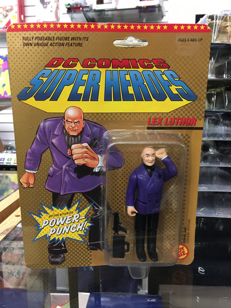DC Comics Super Heroes Lex Luthor