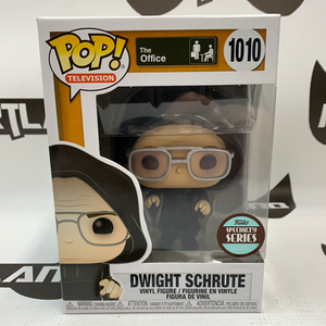 Funko POP! Television The Office Dwight Schrute #1010 Speciaty Series LE