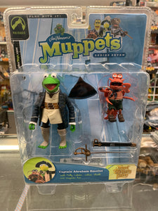 The Muppets Series 7 Captain Abraham Smollet