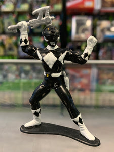 Ban Dai Mighty Morphin Power Rangers Mini Figurines Black Ranger