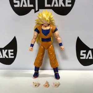 Bandai Dragon Ball Dragon Stars Super Saiyan 3 Goku