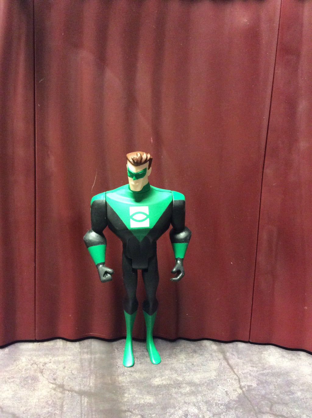 Mattel DC Universe Justice League Unlimited Green Lantern Kyle Rayner