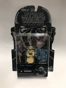 Hasbro Star Wars Black Series Yoda #06