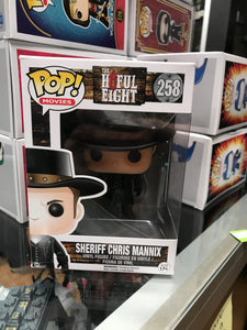 Funko Pop! The Hateful Eight Sheriff Chris Mannix 258