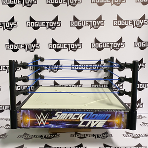 WWE Smackdown Live Breakable Ring