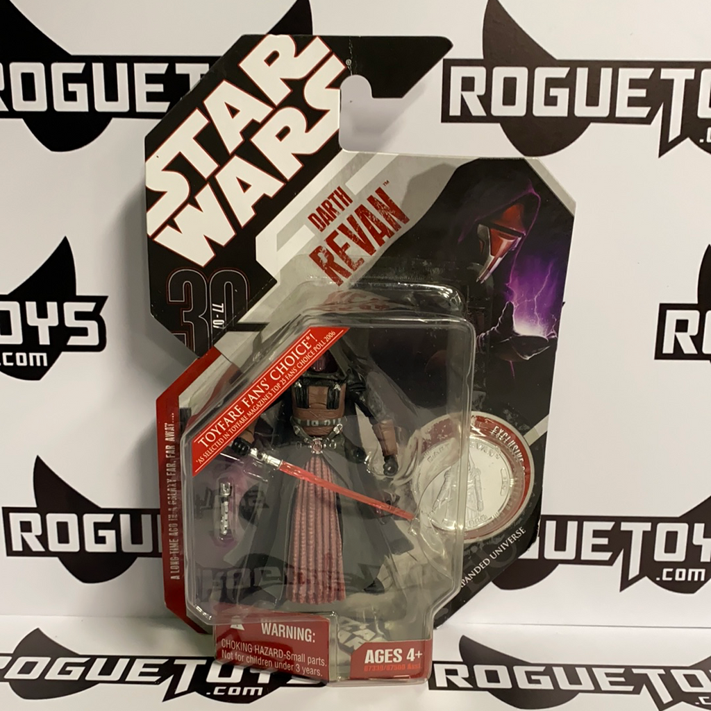 Hasbro Star Wars Darth Revan Toyfare Fans' Choice
