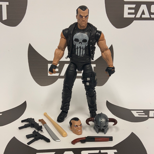 Hasbro Marvel Legends Riders Punisher (No Bike)