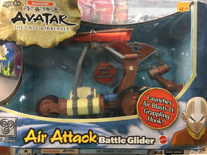 Avatar The Last Air Bender Air Attack Battle Glider