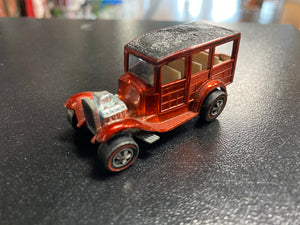 Mattel Hot Wheels Classic 31 Ford Woody Vintage 1968