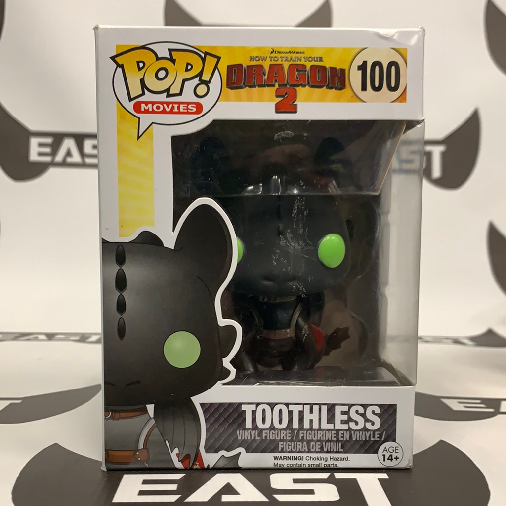 Funko POP! Movies How To Train Your Dragon 2 Toothless 100