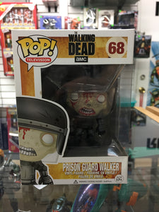 Funko POP! Television- The Walking Dead Prison Guard Walker #68