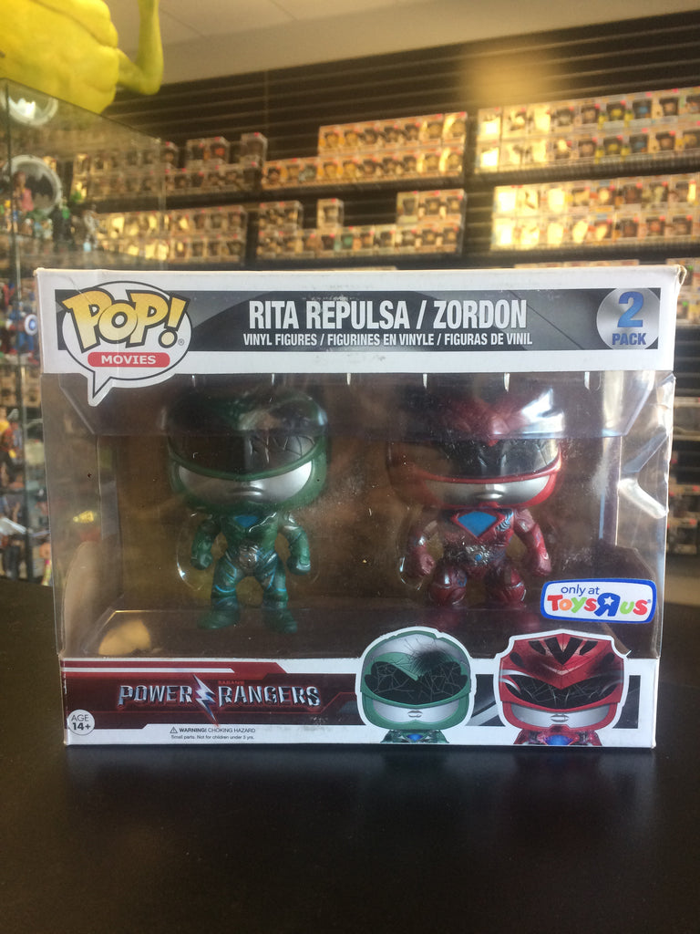 Funko Pop! Movies Power Rangers Rita Repulsa/Zordon (Toys'r'us exclusive)