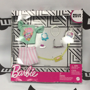 "MATTEL Barbie Deluxe Fashion Pack - ""Hello Kitty"""