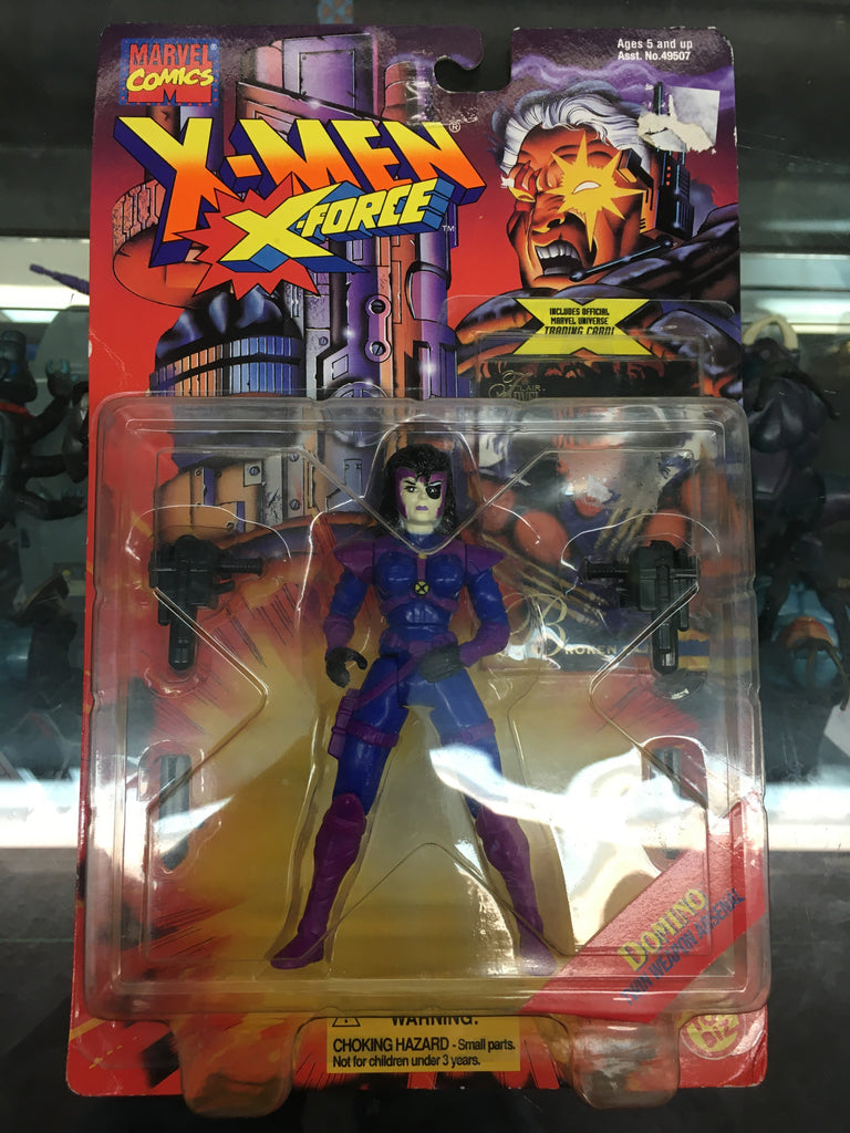X-Men/X-Force Domino Action figure