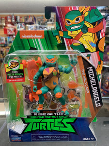 Rise of The TMNT Michelangelo