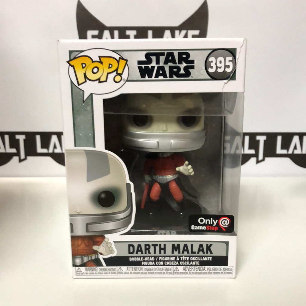 Funko Pop! Star Wars #395: Darth Malak (GameStop Exclusive)