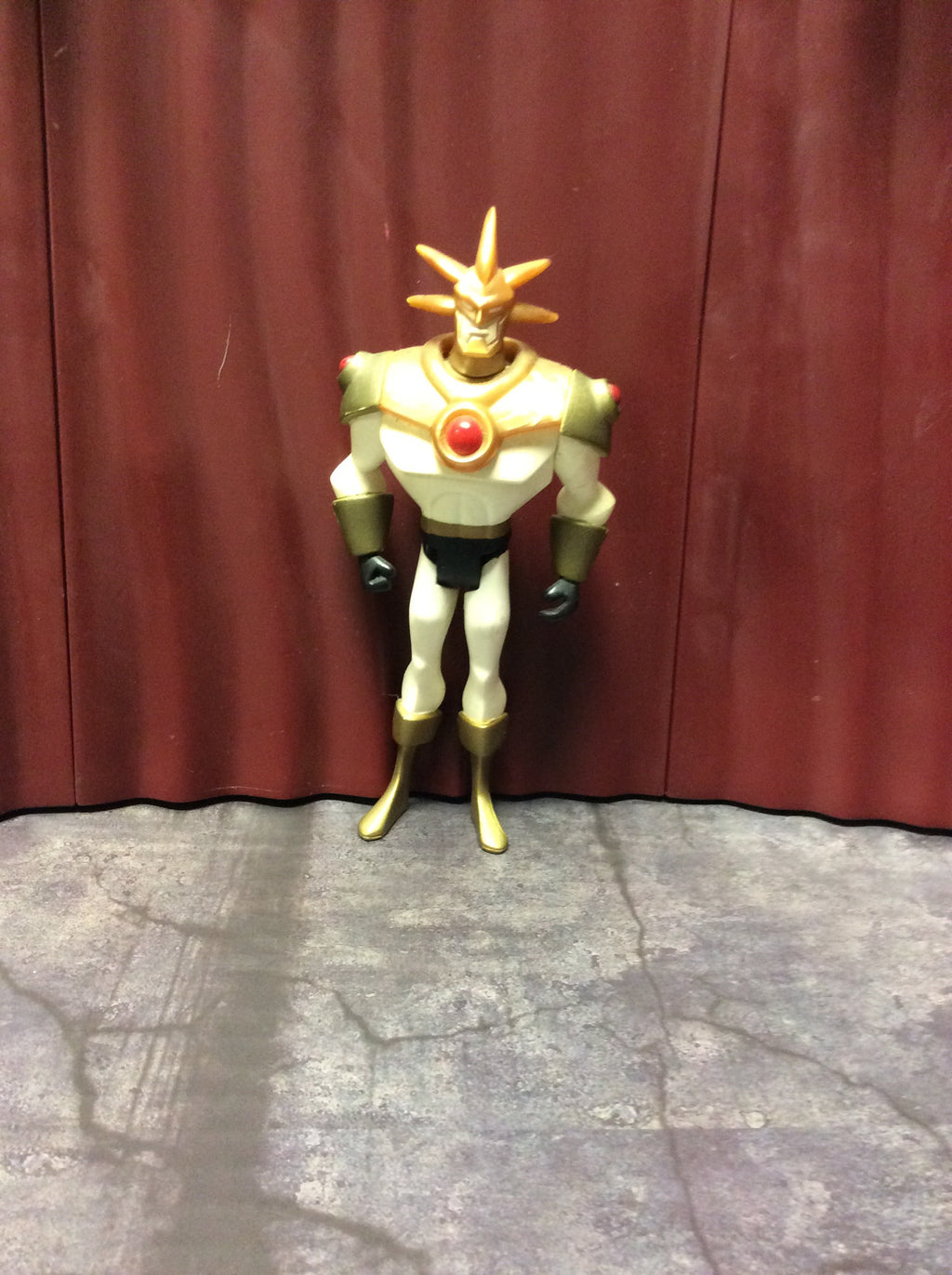 Mattel DC Universe Justice League Unlimited Aztec