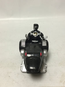 McDonald's MMPR Movie Black Ranger