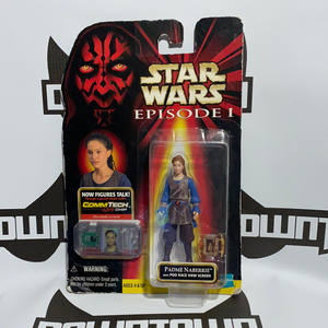 Hasbro Star Wars Episode 1 Comm Tech Padmé Naberrie