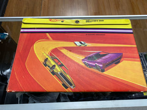 Mattel Hot Wheels Redline 48 Car Collector's Case 1968