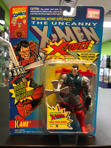 Toy Biz Marvel Comics The Uncanny X-Men X-Force KANE