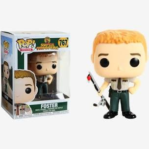 Funko POP! Movies Super Troopers Foster #767