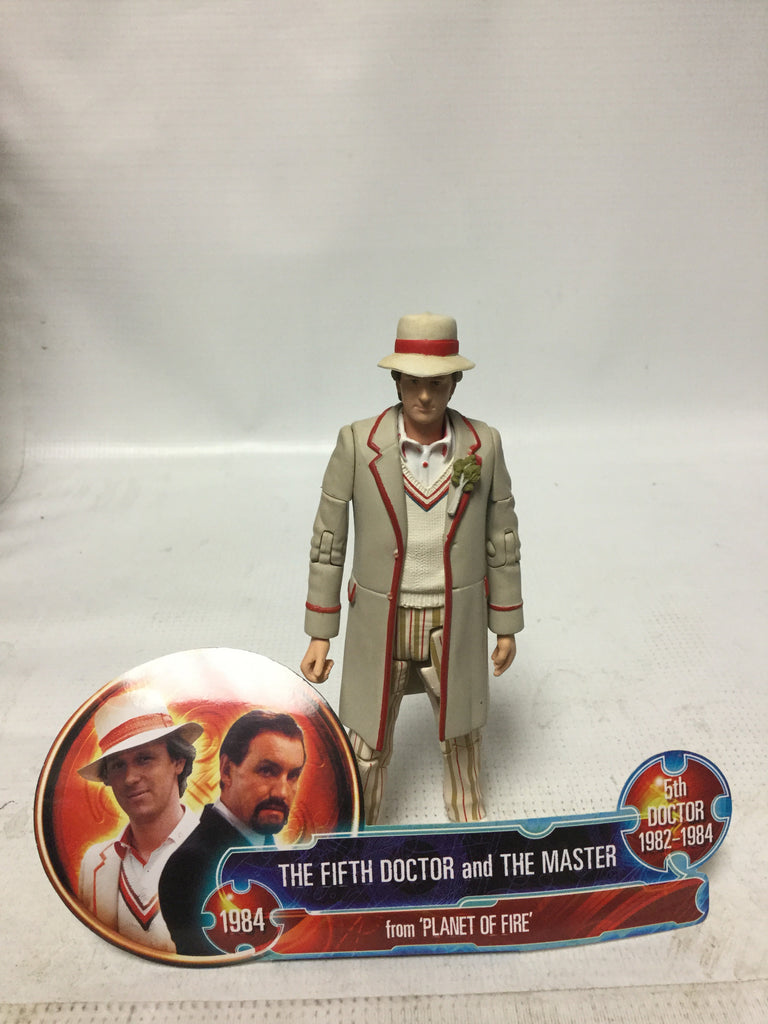 Doctor Who The Fifth Doctor