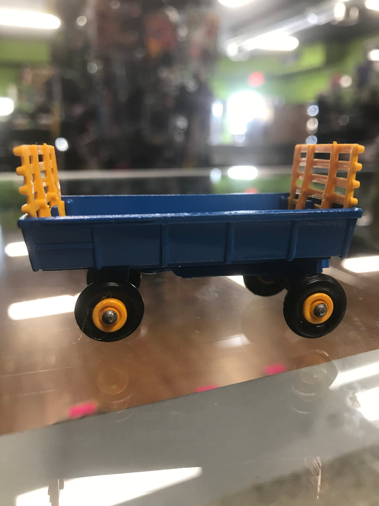 Lesney Matchbox Hay Trailer #40