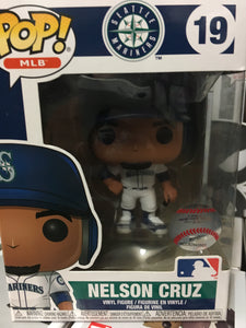 Funko POP! Sports MLB Mariners Nelson Cruz