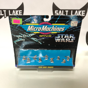 Galoob Micro Machines Star Wars Echo Base Troopers
