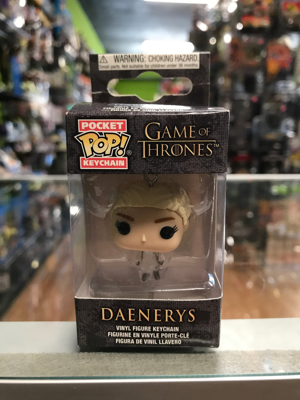Funko Pocket POP! Keychain Game Of Thrones Daenerys