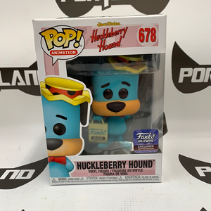 Funko POP! Animation Huckleberry Hound #678 Hollywood Exclusive
