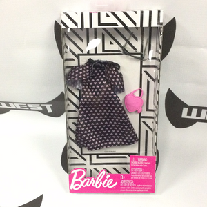 "MATTEL Barbie Single Fashion Pack - ""Little Hearts"""
