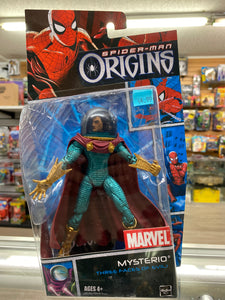 Marvel Spider-Man Origins Mysterio