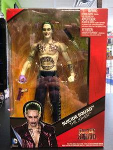 "Mattel DC Multiverse 12"" Suicide Squad THE JOKER"