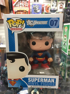 Funko POP! Heroes- DC Universe Superman #07