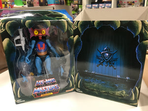 Super 7 He-Man and the Masters of the Universe Club GreySkull Mantenna MOTU