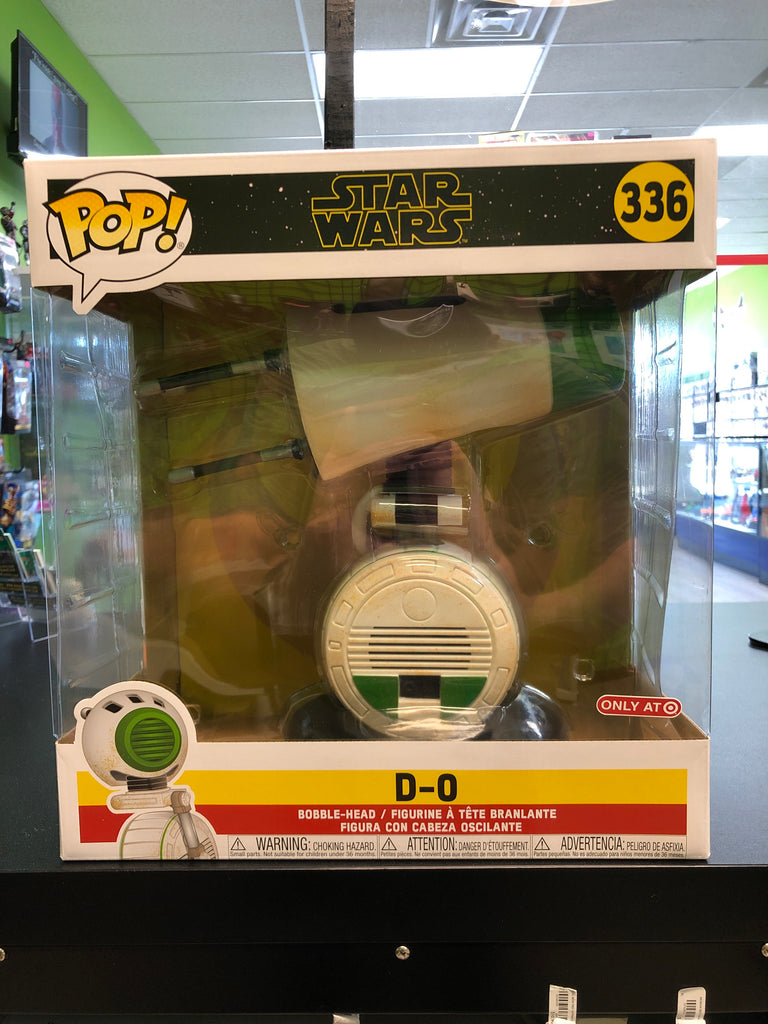 Funko POP Star Wars D-0 336 10""