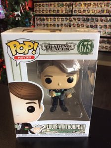 Funko POP Trading Places Louis Winthorpe III